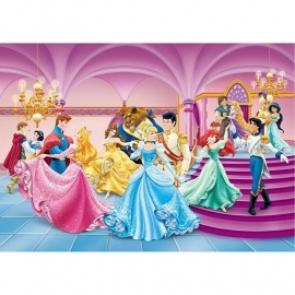 Dutch Wallcoverings Fotobehang Disney Prinses Feest FTDS1928