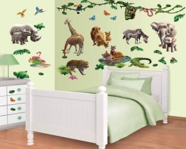 Jungle Room Decor Kit