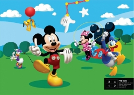Dutch Wallcoverings Fotobehang Disney Mickey Mouse FTD0253