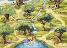 Winnie the Pooh HundertmorgenWald 4-453