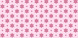 Onszelf Bloem roze rood OZ 7624