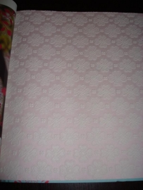 07 Onszelf Storyland Overschilderbaar  Bloemetjesbehang 7300