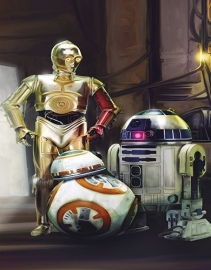 Star Wars  Three Droids  4-447