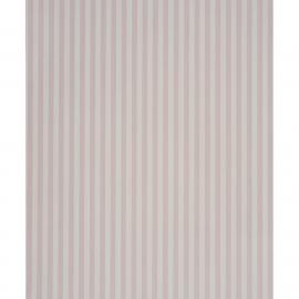 048. Streepjesbehang roze wit