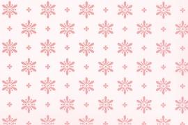 Onszelf Bloem roze wit OZ 7621