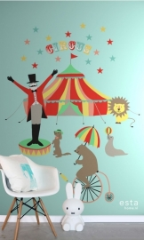 Esta Home Everybody Bonjour behang Dieren Circus 158703