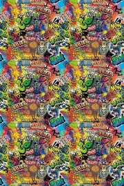 Behang Expresse Graffiti Wallpaper INK6050