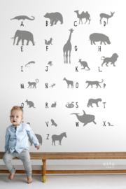 Esta Home Let's Play! PhotowallXL ABC Animals 158923