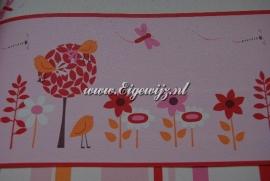 Caselio Calinou Bloemen, Vlinders en Vogels Rand 50884124
