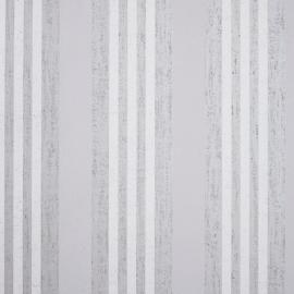 Life Streepbehang grijsmetalic creme grijs
