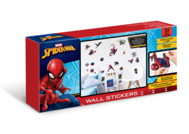 Walltastic Spiderman Decor Kit 44746