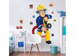 Brandweerman Sam  XL Sticker