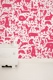 KEK Amsterdam Kids behang ABC Animals WP-051