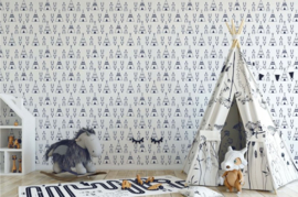 Noordwand Fabulous World Mural Tipi Small 8005A