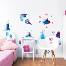 Walltastic  Frozen Decor Kit 45088