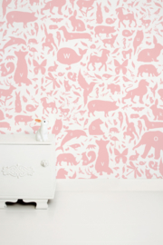KEK Amsterdam Kids behang ABC Animals WP-047