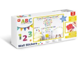Walltastic ABC Alfabet Decor Kit 44920