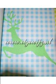 My Dear Rudolf in Turquoise Groen 7606