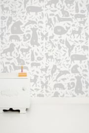 KEK Amsterdam Kids behang ABC Animals WP-045