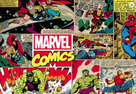 Marvel Comics Wall Mural 70-587