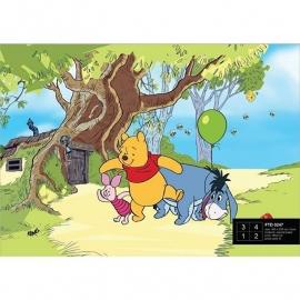 Dutch Wallcoverings Fotobehang Disney Winnie the Pooh FTD0247