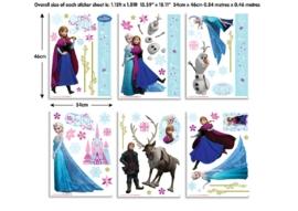 Walltastic Disney Frozen Room Decor Kit