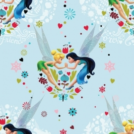 06. Kids@Home Disney Tinkerbell Pixie Promise behang 70-234