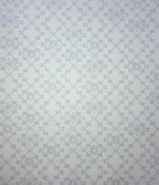 Onszelf Fantasiebehang  lichtvergrijsd blauw OZ 3254
