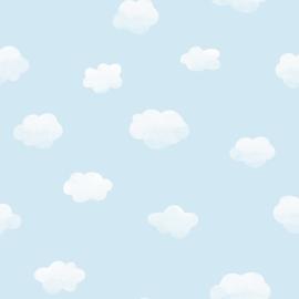 Cloudy Sky 90991 Blauw