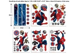 Walltastic Spiderman Room Decor Kit