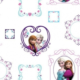 Kids@Home Disney Frozen Frames behang 70-539
