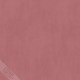 Unibehang rood gemeleerd