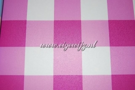 My Dear Roze-Paars Blokkenbehang 7628