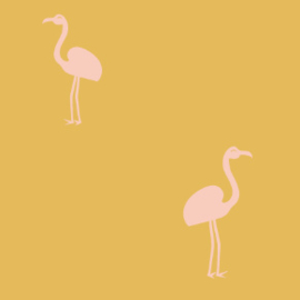 Flamingo behang Studio Jelien