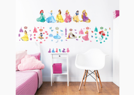 Walltastic Princess Decor Kit 45101