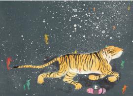 KEK Amsterdam Kids mural Marije Tolman Smiling Tiger WS-003