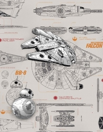 Star Wars Blueprints 8-493