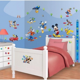 Walltastic Mickey Mouse
