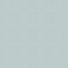 Esta Home Let's Play! behang linnen look donker mint/ vergrijsd blauw 139025