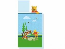Dekbed Overtrek Pooh en Teigetje 52020