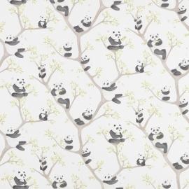 004. Panda beer stof