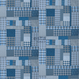 Esta Home PhotoWall Patchwork ruiten  158808