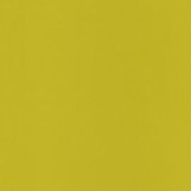 Uni behang  lime groen 7046