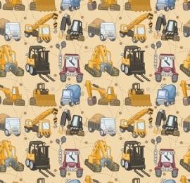 13017 The Workx Dutch DigiWalls Olly Fotobehang