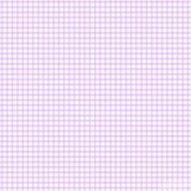 Ruitjesbehang paars wit 106