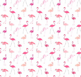 Flamingo behang Yanice