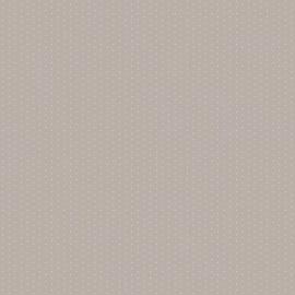 Stipjesbehang grijs wit