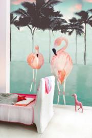 Little OZP 3781 Flamingo groen