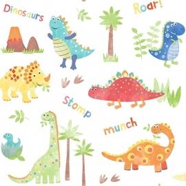 Dinobehang multicolour  129