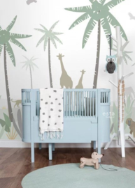Esta Home Let's Play! PhotowallXL Jungle Animals 158928